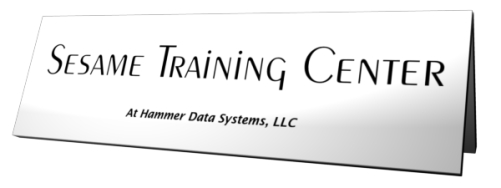 Sesame Training Center at Hammer Data Systems